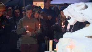 Vigil held for Planned Parenthood shooting in Colorado